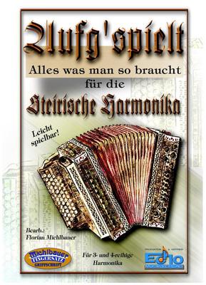 Echo Musikverlag Aufg'spielt Florian Michlbauer