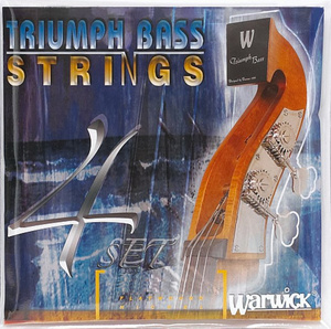 Warwick 44220 Triumph Bass Strings 5HC
