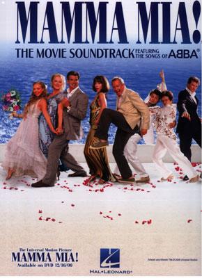 Hal Leonard Mamma Mia