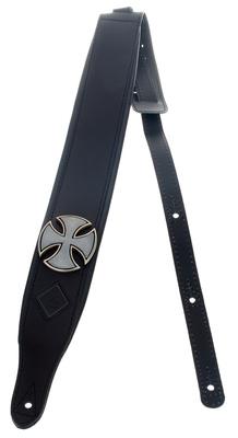 Guitar Strap Iron Made Cross