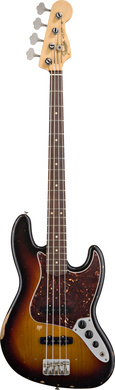 Fender Road Worn 60 Jazz Bass 3TS