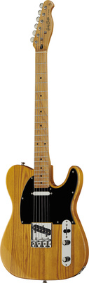 Harley Benton TE-52 NA Vintage Serie E-Gitarre
