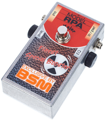 BSM Signature Booster RPA Major