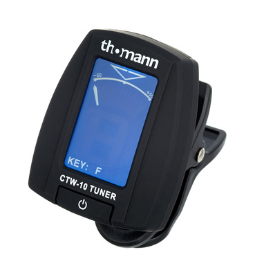 CTW 10 Clip on Tuner