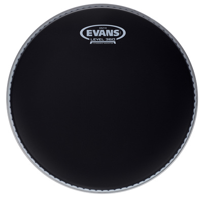 B10ONX2 10 Drum Head Onyx BK