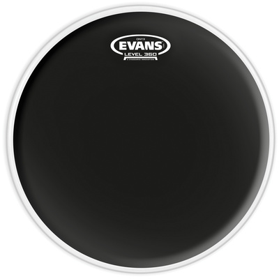 B12ONX2 12 Drum Head Onyx BK