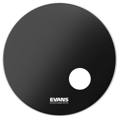 20 Onyx Resonant Bass Drum
