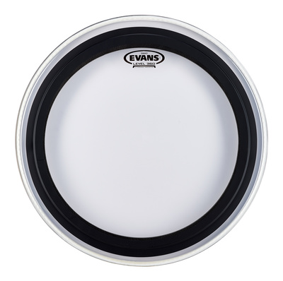 18 GMAD Clear Bass Drum