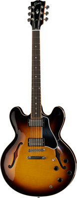 Gibson ES335 Dot Figured Gloss VSB