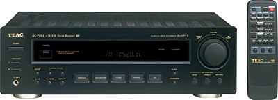 TEAC AG-790E Stereo Receive B-Stock