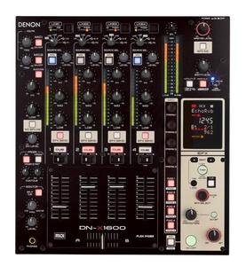 DN X1600 DJ Mixer