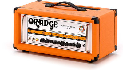 Orange Rockerverb 100H MKII
