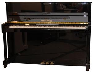 Roth & Junius RJP 112 Klavier Schwarz