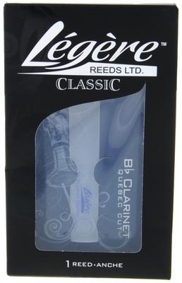 Legere B-Clarinet Quebec 4 3/4