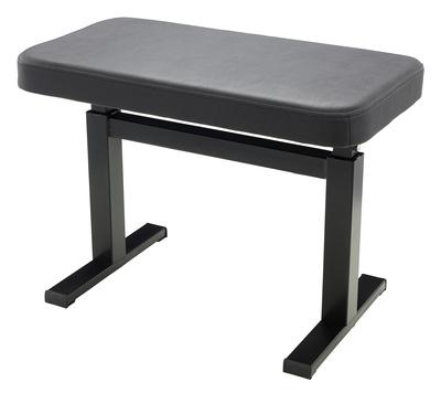 Piano Bench Black