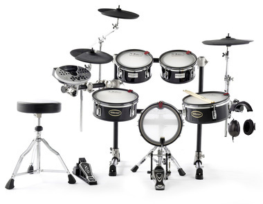 Millenium Mesh Head / MPS-600 E-Drum Set