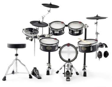 Mesh Head MPS 600 E Drum Set