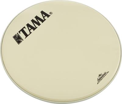 18 Resonant Bass Drum White