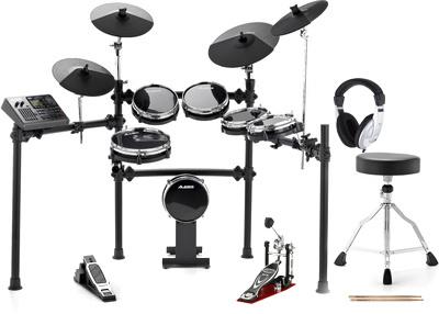 DM10 Studio E Drum Kit Bundle