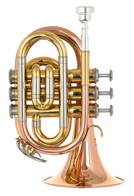 Thomann TR 25G Bb-Pocket Trumpet