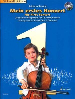 My First Concert Cello