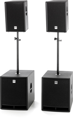 HK Audio Premium PR:O Set 12A/18A
