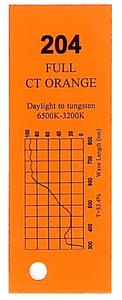 Q-Max Colour Filter 204 1/1 CTO