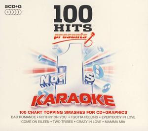 World Of Karaoke 100 Hits Karaoke No.1s 5er Set