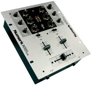 Numark M101 USB DJ Mixer