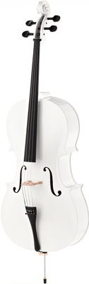 Thomann Vintage White Cello 4/4 WH