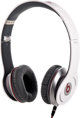 Beats By Dr. Dre Beats Solo HD White