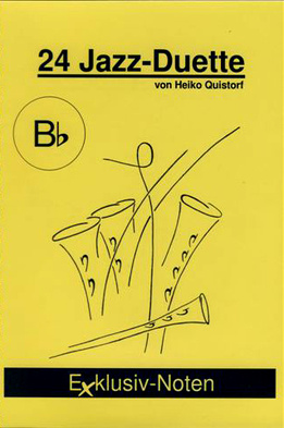 Exklusiv-Noten Musikverlag GbR 24 Jazz Duette in Bb