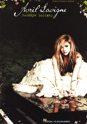 Hal Leonard Avril Lavigne Goodbye Lullaby
