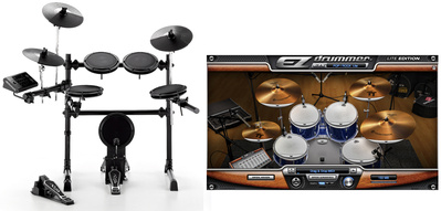 Millenium MPS-200 Toontrack Drum Bundle