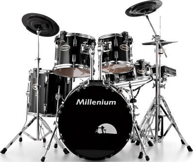 Millenium MX520BK Hybrid Set Bundle