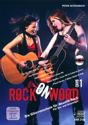 Acoustic Music Rock On Wood Vol.1