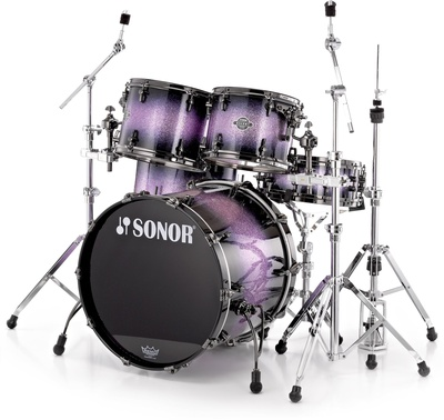 Sonor Ascent Purple Diamond Stage 1