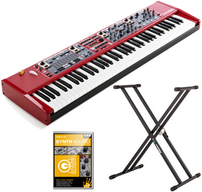Clavia Nord Stage 2 Compact Bundle