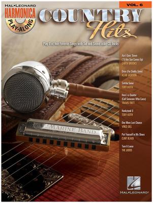 Harmonica Play Country Hits