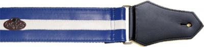 Speedster Blue 2 Guitar Strap