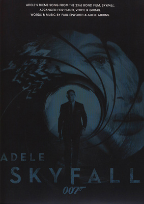 Hal Leonard Adele: Skyfall - James Bond