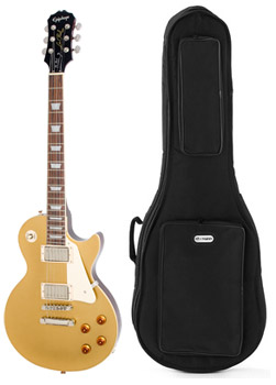 Epiphone Les Paul Standard MG Bundle