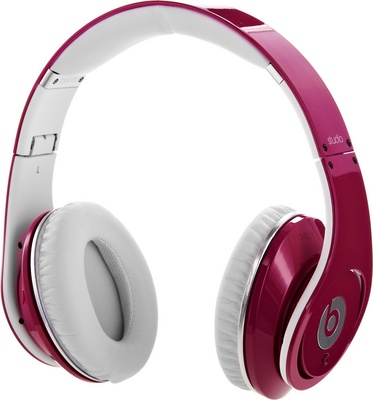 Beats By Dr. Dre Beats Studio Pink