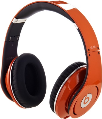 Beats By Dr. Dre Beats Studio Orange