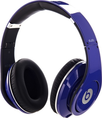 Beats By Dr. Dre Beats Studio Purple