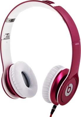 Beats By Dr. Dre Beats Solo HD Pink