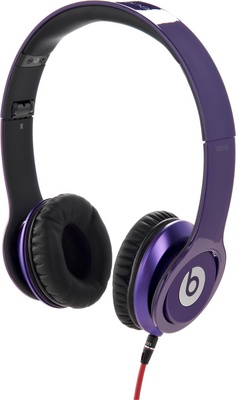 Beats By Dr. Dre Beats Solo HD Purple