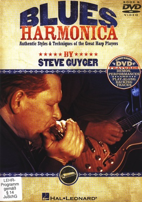 Steve Guyger Blues Harmonica