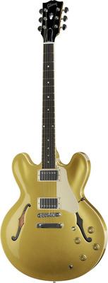 Gibson ES335 Plain Gold