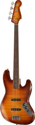 Fender 64 Jazz Bass Fretless BOD MBDG